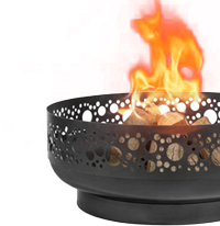 fire bowls for outdoor living