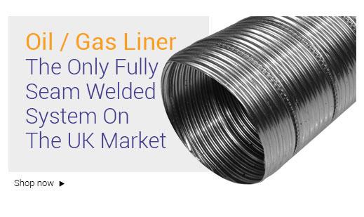 gas flue liner