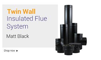 black twin wall