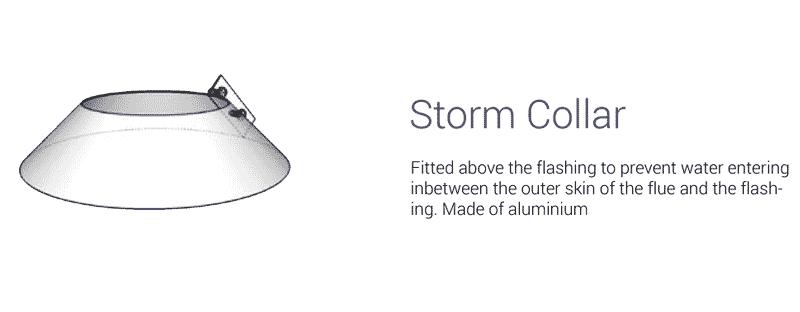 storm collar 316 1mm