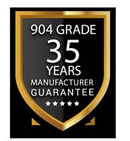 35 Year Guarantee